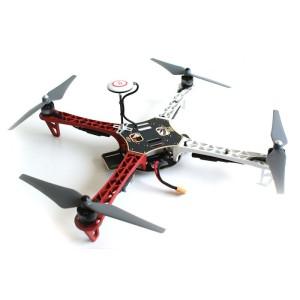DJI-F450-ARF-Bausatz-DJI-Naza-M-Lite-GPS-Quadrocopter